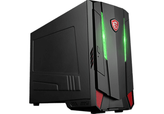 MSI Nightblade MI3 8RC, Gaming PC mit Core™ i5 Prozessor, 8 GB RAM, 128 GB SSD, 1 MB HDD, GeForce® GTX 1060, 6 GB