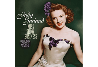Judy Garland - Miss Show Business - (CD)