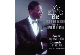 Nat King Cole - Sings For Two In Love & Ballads Of The Day - (CD)