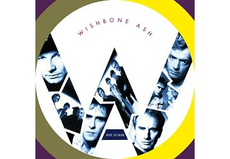 Wishbone Ash - HERE TO HEAR - (CD)