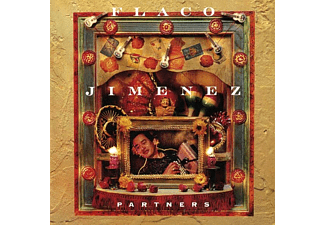 Flaco Jimenez - PARTNERS - (CD)