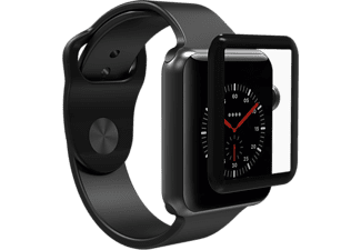 INVISIBLESHIELD Glass Curve Elite Full Screen Apple Watch 42mm - Skärmskydd