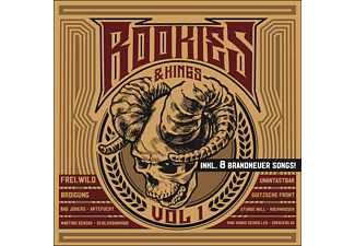 VARIOUS - Rookies & Kings – Vol. I - (CD)