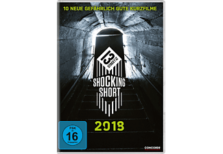 Shocking Short 2018 - (DVD)