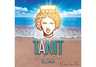 VARIOUS - Tanit Beach Club Ibiza 2018 - (CD)
