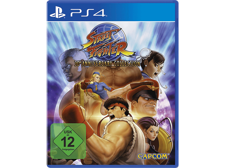 Street Fighter 30th Anniversary Collection [PlayStation 4]