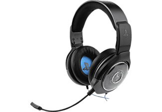 PDP Afterglow AG6 Headset, Gaming Headset, Schwarz/Blau