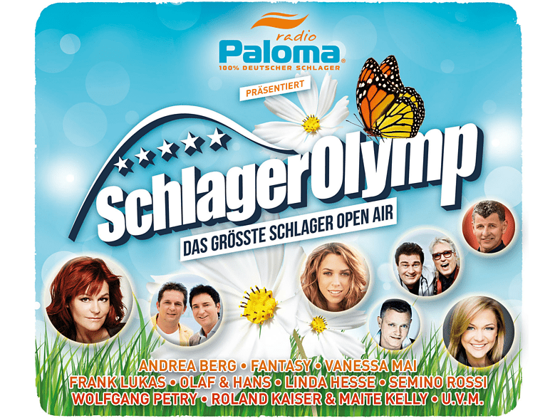 VARIOUS - SchlagerOlymp-Die Party [CD]