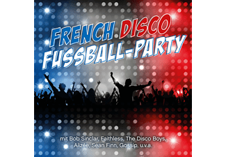 VARIOUS - French Disco Fußball-Party - (CD)