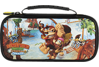 """ALS Deluxe Travel Case """"Donkey Kong Country: Tropical Freeze"""" , Nintendo Switch Tasche, Mehrfarbig"""