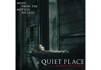 Marco Meltrami - A Quiet Place - (CD)