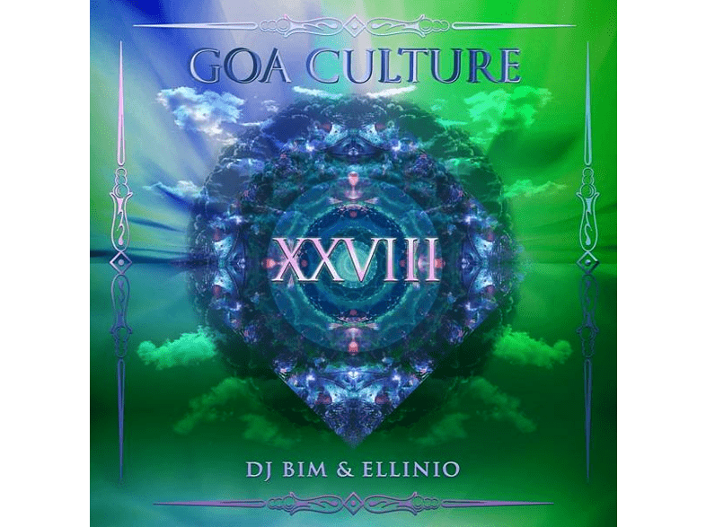 VARIOUS - GOA CULTURE 28 [CD]