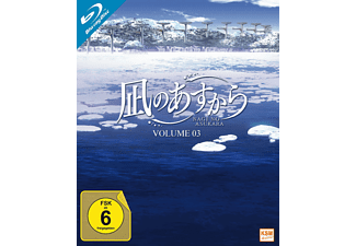 Nagi no Asukara - Volume 3 - Episode 12-16 - (Blu-ray)