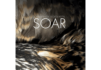 Catrin & Seckoe Keita Finch - Soar - (CD)