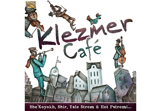 VARIOUS - Klezmer Cafe - (CD)