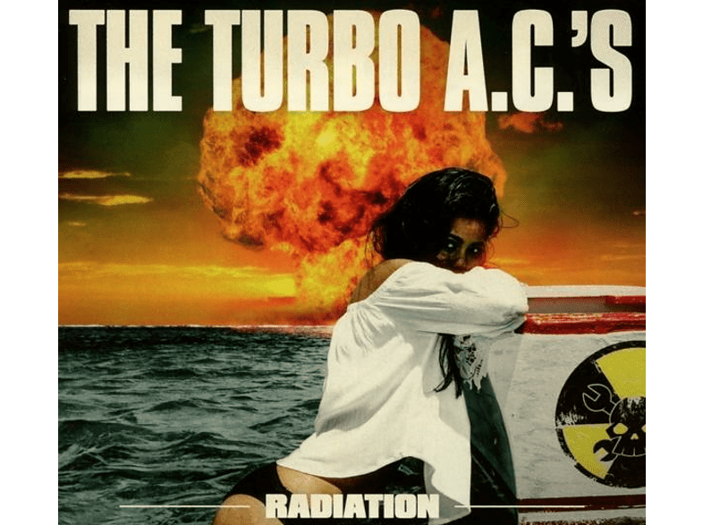 The Turbo A.c.'s - Radiation [CD]