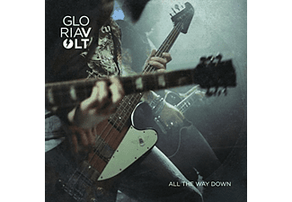 Gloria Volt - All The Way Down - (CD)
