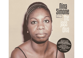 Nina Simone - The Jazz Diva - (Vinyl)