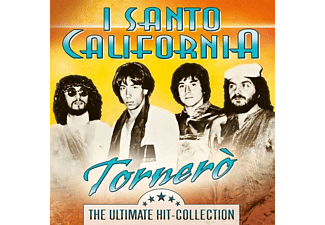 I Santo California - Tornero,The Ultimate Hit-Collection - (CD)