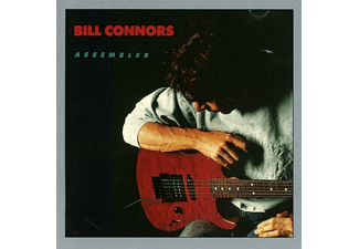 Bill Connors - Assembler (Remastered And Sound Improved) - (CD)