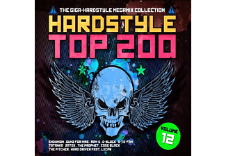 VARIOUS - Hardstyle Top 200 Vol.12 - (CD)
