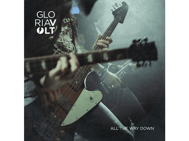 Gloria Volt - All The Way Down [Vinyl]
