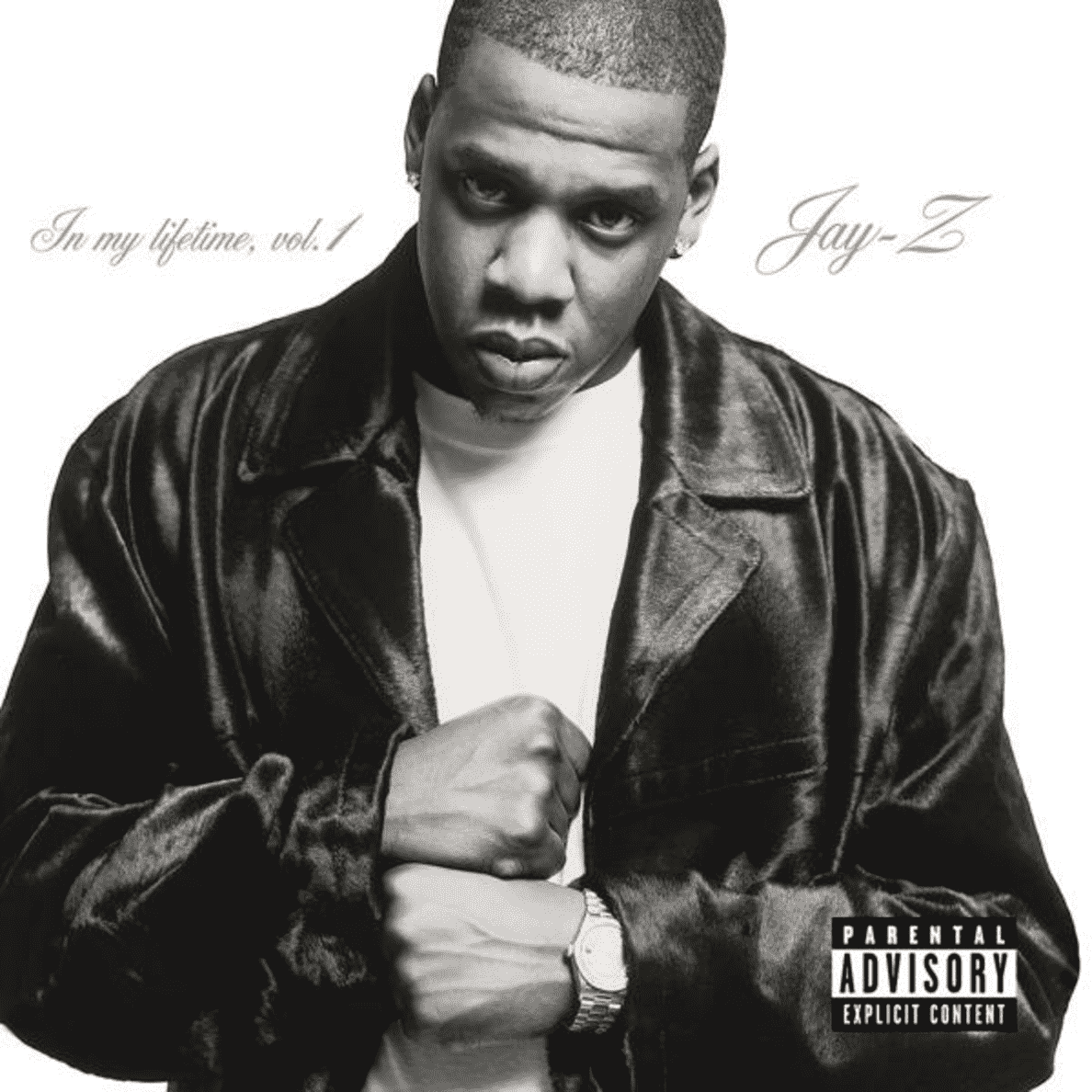 Jay-Z - In My Lifetime Vol.1 (Explicit Version) - (CD)