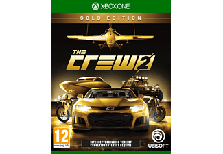 The Crew 2 Gold Edition UK Xbox One