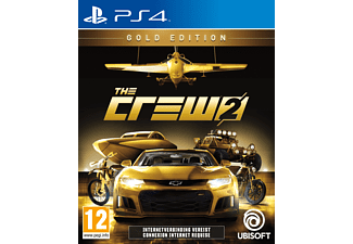 The Crew 2 Gold Edition NL/FR PS4