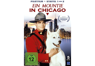 Ein Mountie in Chicago - Staffel 1 und 2 + Pilotfilm - (DVD)