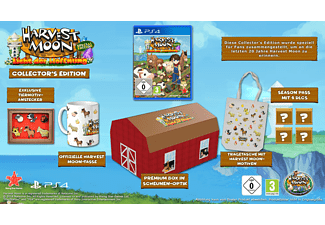 Harvest Moon Light of Hope - Collectors Edition - PlayStation 4
