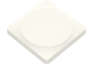 LOGITECH POP Draadloze Smart Button White (Apple HomeKit)