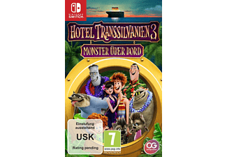 Hotel Transsilvanien 3: Monster über Bord - Nintendo Switch