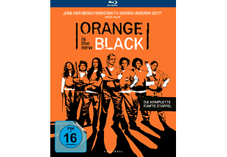 Orange is the new Black - Die komplette fünfte Staffel - (Blu-ray)