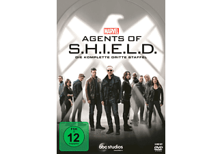 Marvel Agents Of S.h.i.e.l.d. - 3. Staffel - (DVD)
