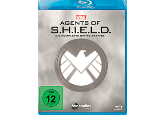 Marvel Agents Of S.h.i.e.l.d. - 3. Staffel - (Blu-ray)
