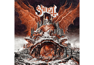 Ghost Prequelle Heavy Metal CD