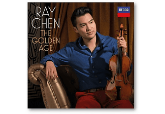 Ray Chen - The Golden Age - (CD)