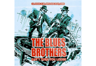 The Blues Brothers - Can't Turn You Loose - (CD)