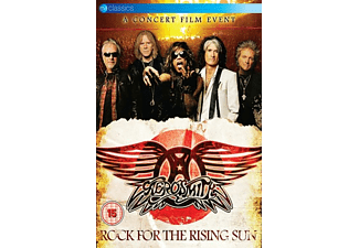 Aerosmith - Rock For The Rising Sun-Live From Japan (DVD) - (DVD)