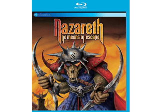 Nazareth - No Means Of Escape (Bluray) - (Blu-ray)