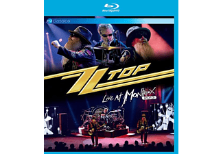 ZZ Top - Live At Montreux 2013 (Bluray) - (Blu-ray)