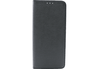AGM 27136 Bookcover Huawei P20 Obermaterial Kunststoff Schwarz