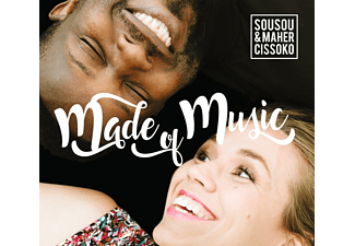 Maher Cissoko, Sousou Cissoko - Made Of Music - (CD)