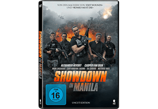 SHOWDOWN IN MANILA [DVD]