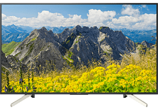 "TV LED 55"" - Sony KD55XF7596BAEP, Ultra HD 4K HDR, Android TV, 400Hz, 4K X-Reality PRO"