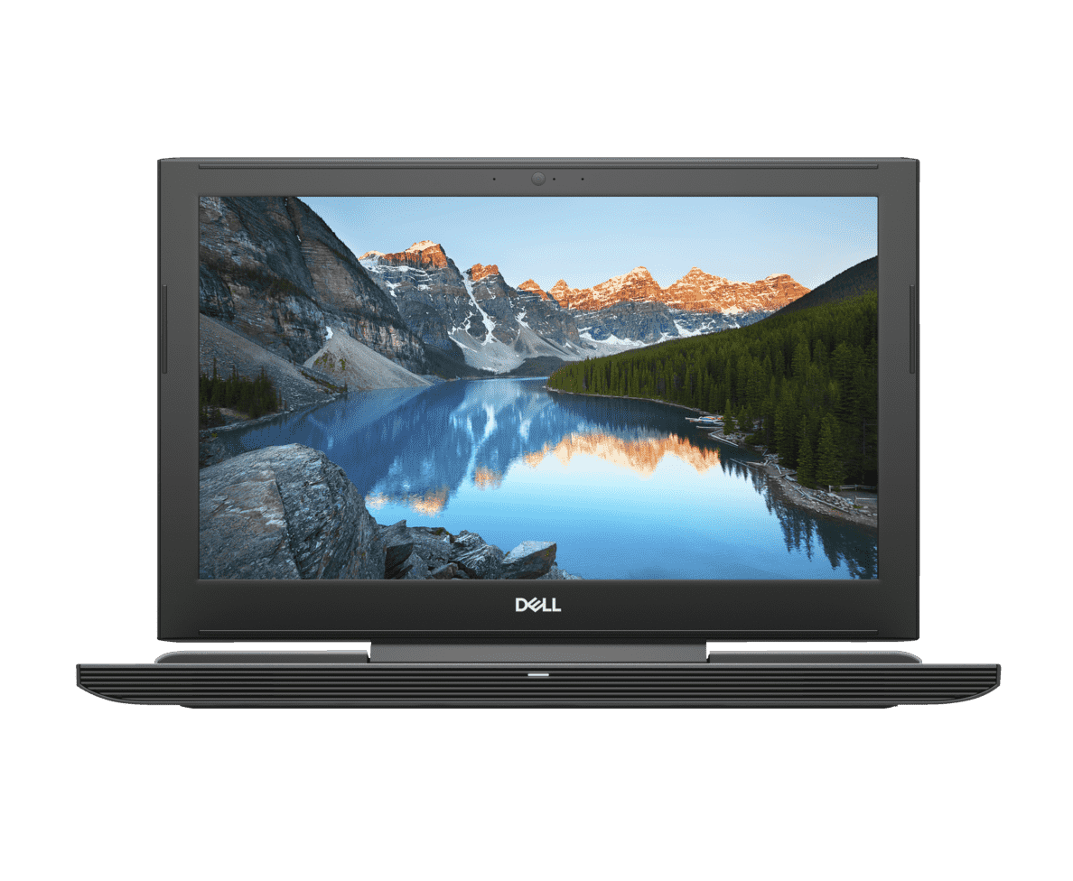DELL INSPIRON 15 7577, Notebook, Core™ i7 Prozessor, 8 GB RAM, 128 GB SSD, 1 TB HDD, GeForce 1050Ti, Schwarz | 05397184051061