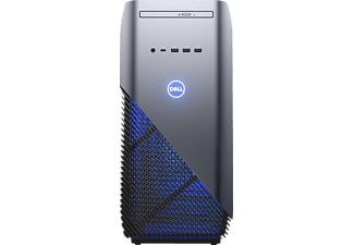 DELL INSPIRON 5680, Gaming PC mit Core™ i3 Prozessor, 8 GB RAM, 1 TB HDD, GeForce GTX 1050