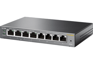 TP-LINK TL-SG108PE 8 PORT GIGABIT POE SWITCH, Switch