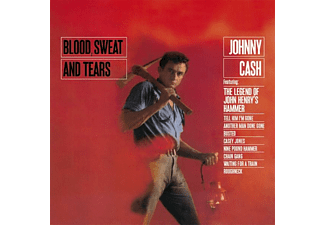 Johnny Cash - Blood,Sweat And Tears - (Vinyl)